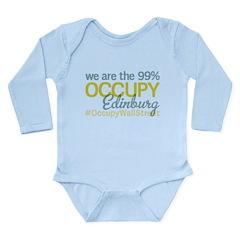 Occupy Edinburg Long Sleeve Infant Bodysuit