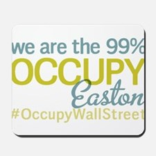 Occupy Easton Mousepad