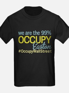 Occupy Easton T