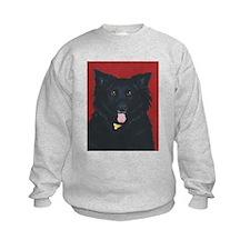 Licorice Dog Sweatshirt