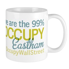 Occupy Eastham Mug