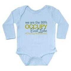 Occupy East lake 37407 Long Sleeve Infant Bodysuit