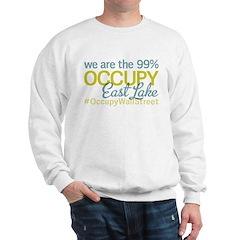 Occupy East lake 37407 Sweatshirt