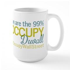 Occupy Duvall Mug