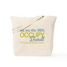 Occupy Duvall Tote Bag