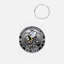 USN Seabees Engineering Aide Keychains