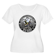 USN Seabees Engineering Aide T-Shirt