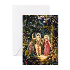 In the Forest Greeting Cards (Pk of 10)