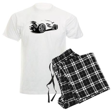Elise Style Men's Light Pajamas