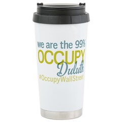 Occupy Duluth Stainless Steel Travel Mug