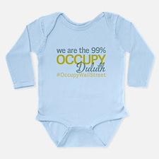 Occupy Duluth Long Sleeve Infant Bodysuit