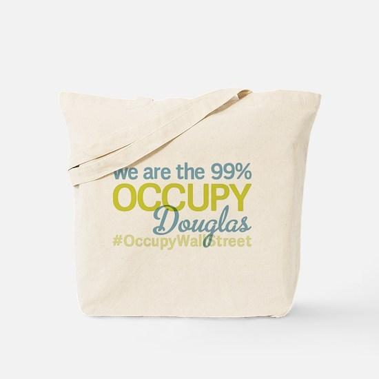 Occupy Douglas Tote Bag