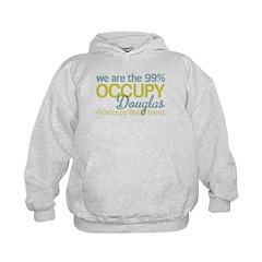 Occupy Douglas Kids Hoodie