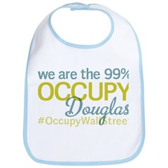Occupy Douglas Bib