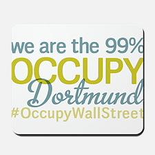 Occupy Dortmund Mousepad