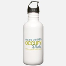 Occupy Dhaka Water Bottle