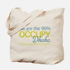Occupy Dhaka Tote Bag