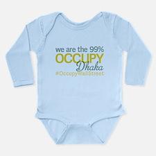 Occupy Dhaka Long Sleeve Infant Bodysuit