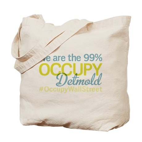 Occupy Detmold Tote Bag