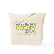 Occupy Destin Tote Bag