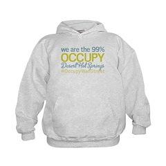 Occupy Desert Hot Springs Hoodie