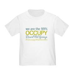 Occupy Desert Hot Springs T