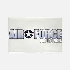 USAF Uncle Rectangle Magnet
