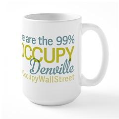 Occupy Denville Large Mug