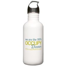 Occupy Denver Water Bottle