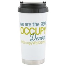 Occupy Denver Travel Mug