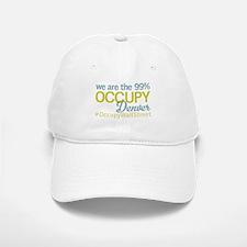Occupy Denver Baseball Baseball Cap