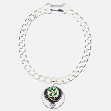 Badge-Christie Charm Bracelet, One Charm