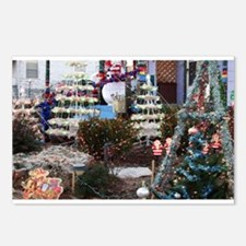 Christmas Artwork Postcards (Package of 8)