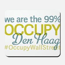 Occupy Den Haag Mousepad