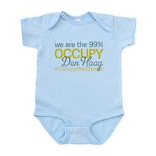 Occupy Den Haag Infant Bodysuit