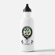 Badge-Christie Sports Water Bottle