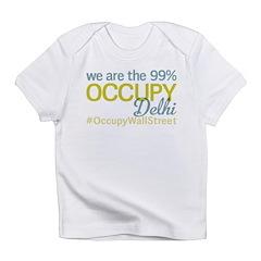 Occupy Delhi Infant T-Shirt