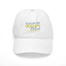 Occupy Deland Baseball Cap