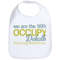 Occupy Dekalb Bib