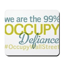 Occupy Defiance Mousepad
