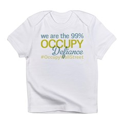 Occupy Defiance Infant T-Shirt