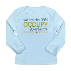 Occupy Defiance Long Sleeve Infant T-Shirt