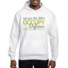 Occupy Defiance Hoodie