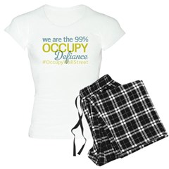 Occupy Defiance Pajamas