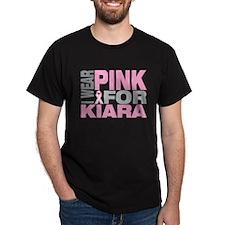I wear pink for Kiara T-Shirt