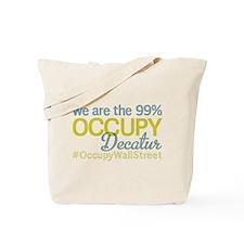 Occupy Decatur Tote Bag