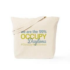 Occupy Daytona Beach Tote Bag