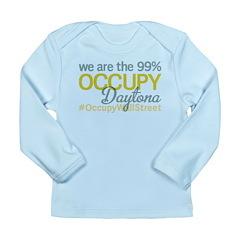 Occupy Daytona Beach Long Sleeve Infant T-Shirt