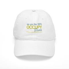 Occupy Davis Baseball Cap