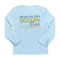 Occupy Davis Long Sleeve Infant T-Shirt